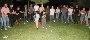 Koşuyolu Parkı'nda etkinlikleri devam ediyor
