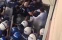 Video Haber: HDP binası önünde polis müdahalesi