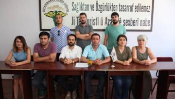 'Sağlık çalışanları serbest bırakılmalı'
