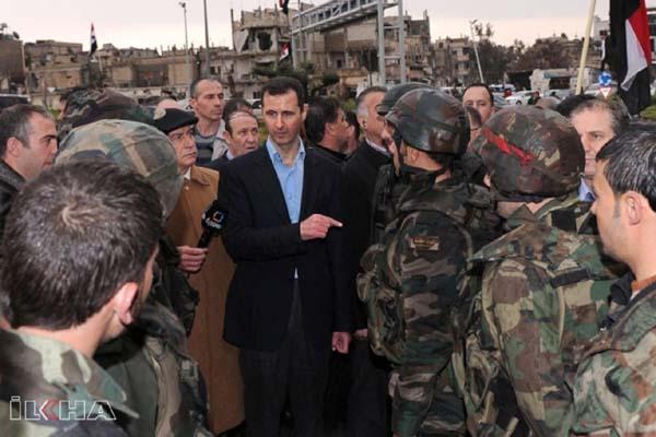 Anlaşma sağlandı: Suriye ordusu sınıra konuşlanacak