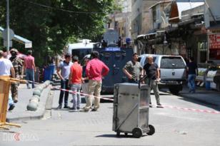 Video Haber: Şanlıurfa'da canlı bomba paniği