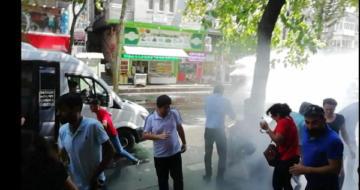 Video Haber: Diyarbakır'da kayyım protestoları devam ediyor