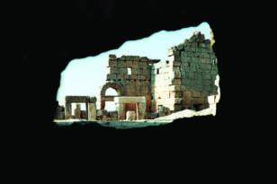 Zerzevan Kalesi'nde gizli araştırma: Mithras Tapınağı'nda enerji mi var?