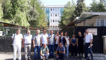 Diyarbakır'da barış bildirisine imza atan üç akademisyen beraat etti