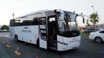 Büyükşehir, Amedspor servis aracını geri aldı