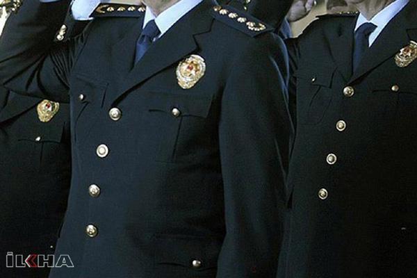 Diyarbakır ve 48 ilin emniyet müdürü değişti