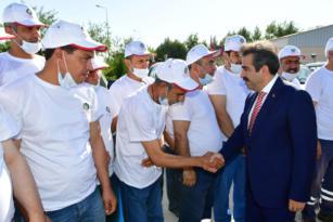 'Amacımız, Diyarbakır'a hizmet etmek'