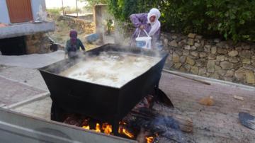 Yüzyıllardır devam eden gelenek: Buğday kaynatma