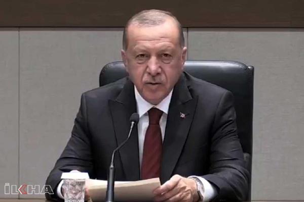 Erdoğan: Kobani'de Rusya'nın yaklaşımı olumlu