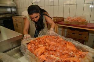 Büyükşehir Belediyesi gıda denetimlerine devam ediyor