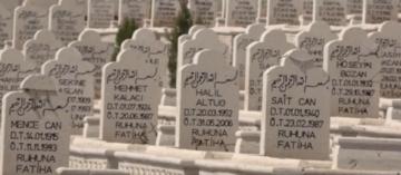 Video Haber: Hasankeyf'in mezarları da taşınıyor