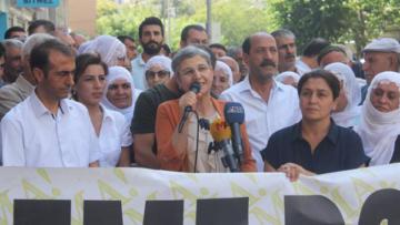 Güven'in Diyarbakır konuşmasına soruşturma