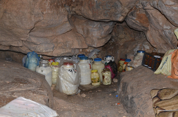Mağaradan gelen lezzet