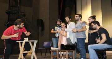 Diyarbakır Devlet Tiyatrosu yeni sezon tiyatro provalarına başladı