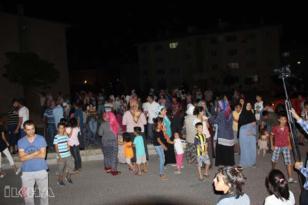Video Haber: TOKİ sakinleri yapılan zamları protesto etti