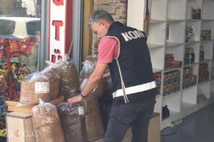 Tütüncülere Türkiye genelinde eş zamanlı baskın