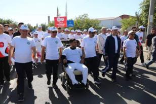 Diyarbakır 'hep beraber' yürüdü
