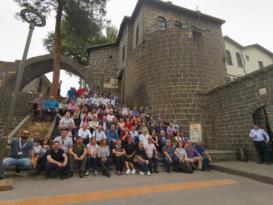Genel sekreterlere Diyarbakır tanıtıldı