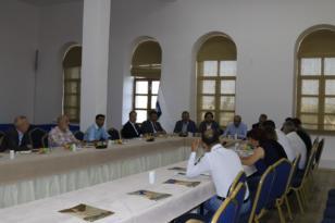 Gurme Fuarı, Gastronomi ve Turizm Çalıştayı için ortak çalışma kararı alındı