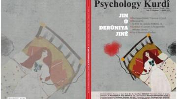 Psychology Kurdî'nin yeni sayısı çıktı