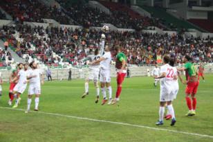 Çorumspor'dan Amedspor'a teşekkür: Misafirperverlik yaptılar