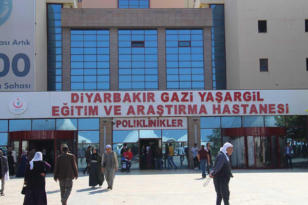 Gazi Yaşargil Eğitim Araştırma Hastanesi'nde sürpriz değişiklik