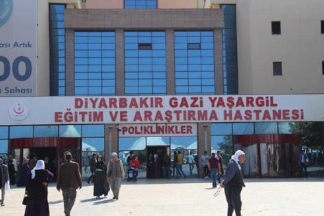 Diyarbakır Araştırma Hastanesi'nden duyuru!