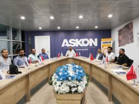 ASKON'dan Diyarbakır'a yatırım kararı