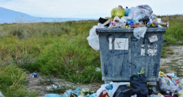 32 milyon ton atık toplandı