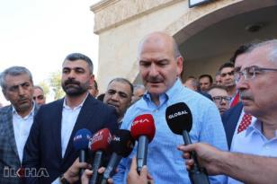 İçişleri Bakanı Soylu'nun Kovid-19 testi pozitif çıktı