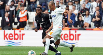 Beşiktaş lideri devirdi: 2-0