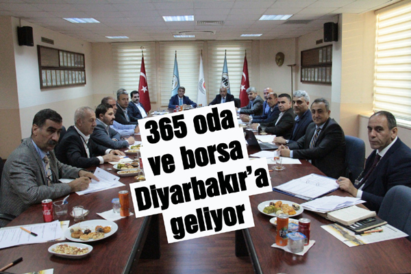 """""""Diyarbakır'da ilk kez gerçekleşecek"""""""