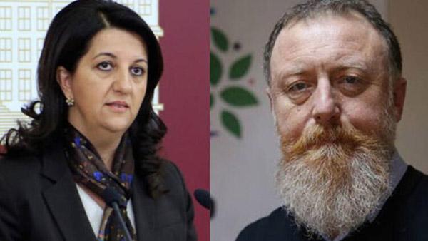 Sezai Temelli ve Pervin Buldan'a soruşturma
