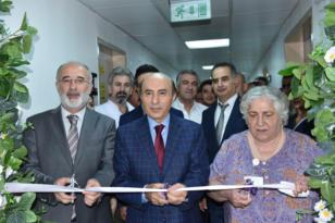 DÜ Hastaneleri Nükleer Tıp bünyesinde PET-CT Ünitesi açıldı