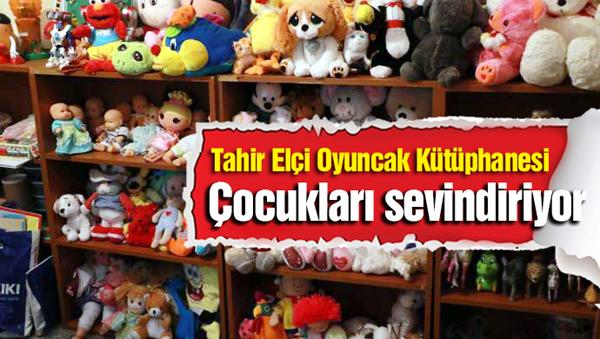 İhtiyaç sahibi çocuklara oyuncak sağlanıyor
