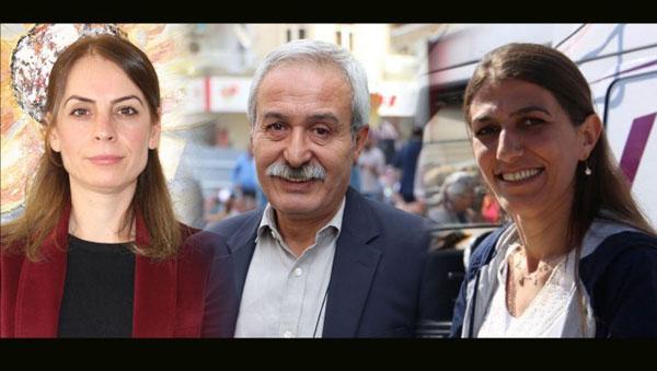 Mızraklı, Yılmaz ve Nazlıer Kayseri'ye sevk edildi