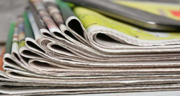 Yerel gazeteye silahlı saldırı