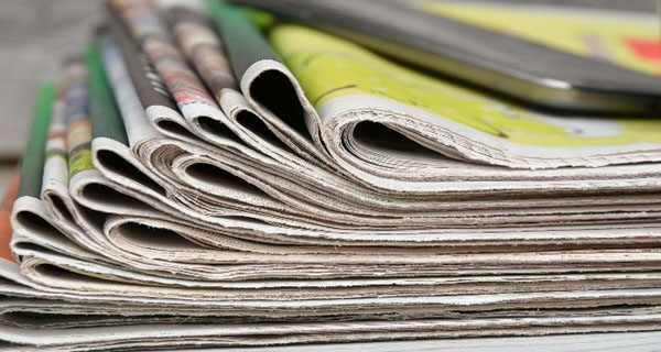 Son on yılda gazete tirajları yüzde 50'ye yakın azaldı