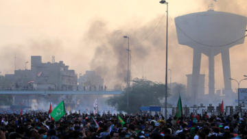VİDEO HABER – Irak'taki protestolar: En az 44 ölü, bin 500'den fazla yaralı