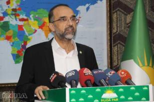'Müslüman Kürt halkını emperyalistlerin insafına terk etmeyin!'
