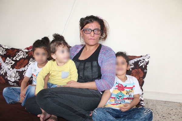 Şiddet gören kadının yardım çığlığı: Ölmek istemiyorum