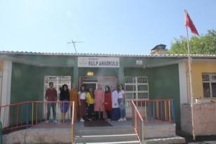 Öğretmenler proje hazırladı anaokulu baştan sona yenilendi