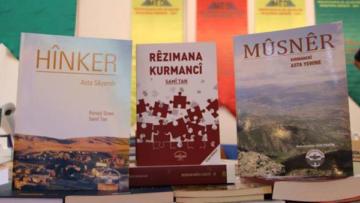 Fuarda en fazla talep Kürtçe öğrenme kitaplarına