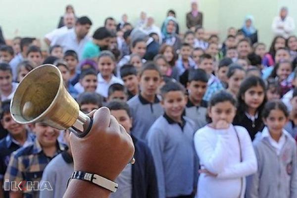 Sınıra yakın 3 ildeki okulların tatil süresi tekrar uzatıldı