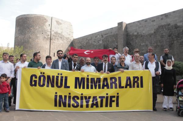 Diyarbakır'daki STK'lardan Barış Pınarı Harekatı'na tam destek