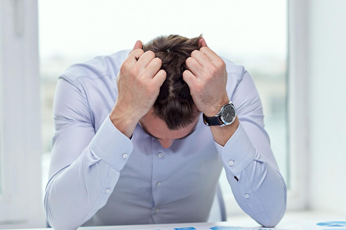 Stres hem ruhsal hem de fiziksel sağlığı olumsuz etkiliyor