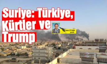 Suriye: Türkiye, Kürtler ve Trump