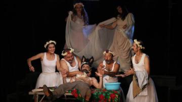 'Xewna Şevek Havînê' oyunun prömiyeri yapıldı