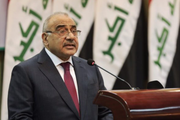 Irak Başbakanı istifa ediyor