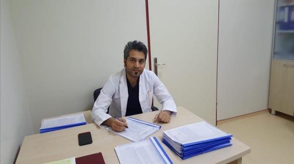 Huzur Sağlık Sen Diyarbakır İl Başkanı Ahmet Böckün oldu
